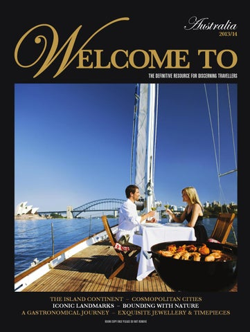 e236e4de1e2f83 Welcome to  Australia 2013 14 by Niche Media - issuu