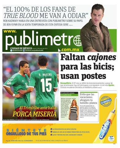 20130617 mx publimetro by Publimetro Mexico - issuu 2cf781da2487d
