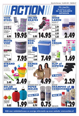 Bo week 24 2013 by de persgroep nederland issuu for Action muurverf