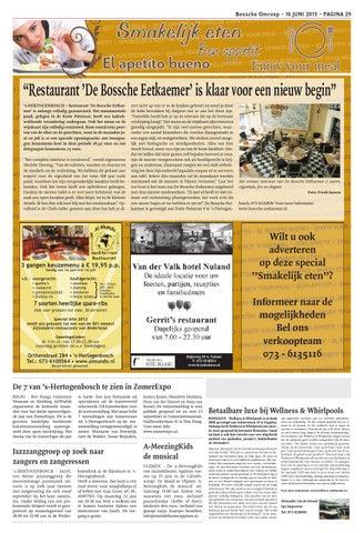 Bo week 24 2013 by De Persgroep Nederland - issuu