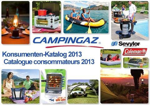 Campingaz Camp Bistro DLX cuisson Cartouches Réchaud avec Stopgaz zündsicherung