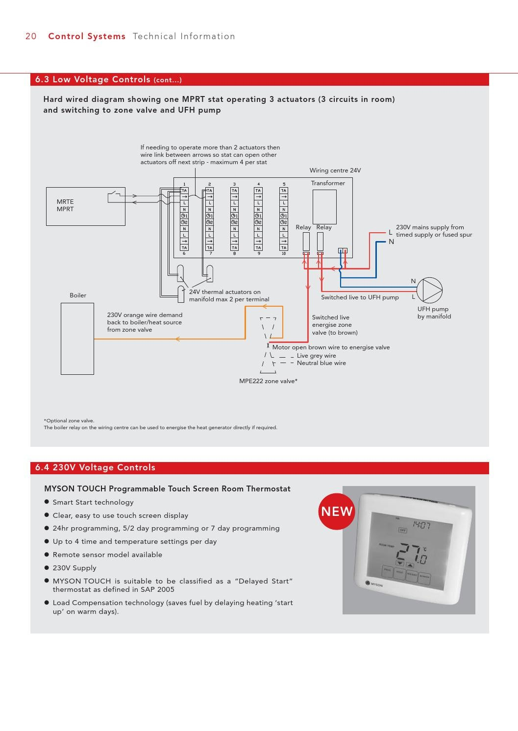 page_20 myson underfloor brochure and technical guide by myson issuu myson underfloor heating wiring diagram at edmiracle.co