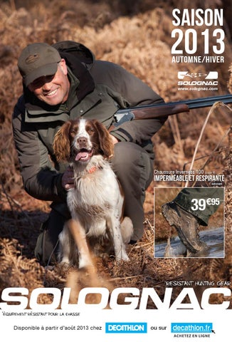 53d020a24371 Catalogue Solognac Saison 2013 by JB Gerberon - issuu