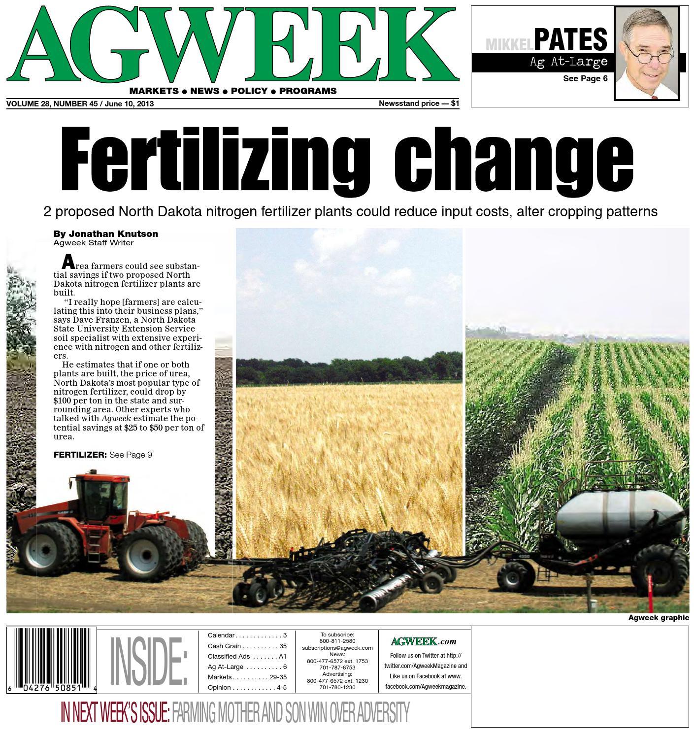 bb806379692 610agweekwest2small by Prairie Business Magazine - issuu