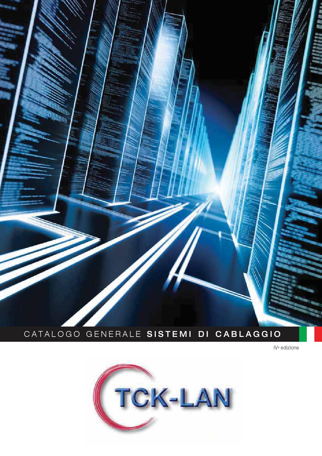 Schema Cablaggio Lan : Tck lan by digital media issuu
