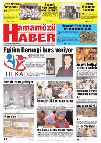 Gazete 13 By Halil Kartal Issuu