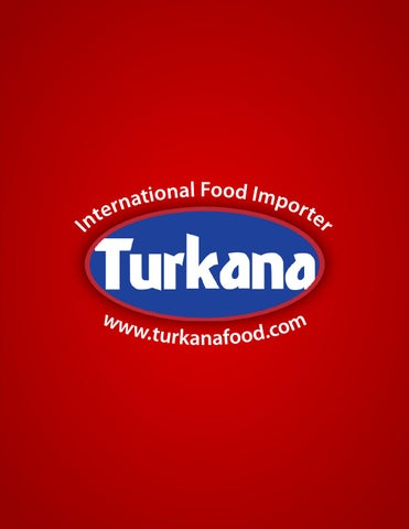 Turkish Food, Whole Foods by Turkana Food - issuu