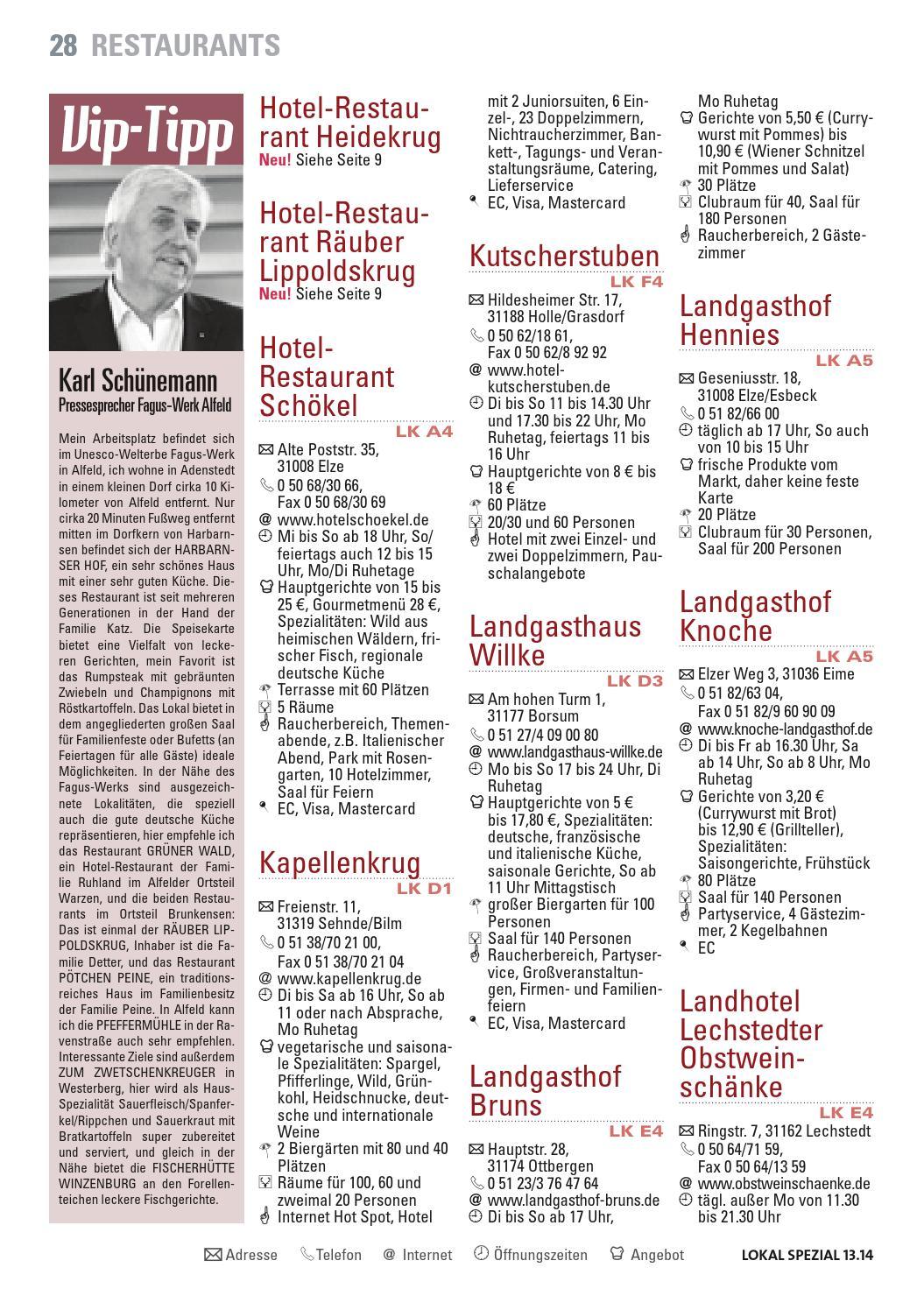 Lokal Spezial 2013 by PUBLIC HILDESHEIM - issuu