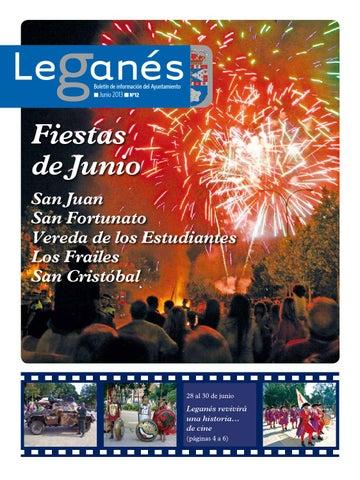Boletín Informativo de Leganés - Nº 12 by LEGACOM COMUNICACIÓN S.A.U ... 5ac2467193026