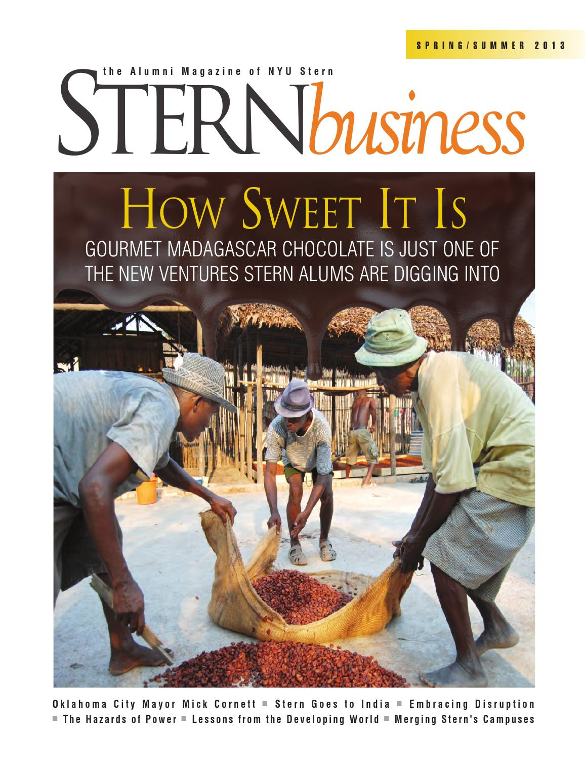 Sternbusiness spring 2017 by nyu stern issuu reheart Images