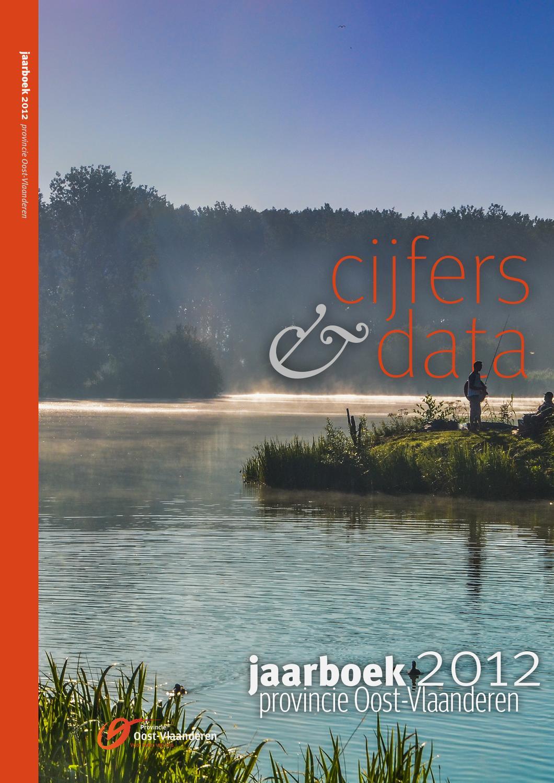 Oost-Vlaanderen jaarboek 2012 - cijfers en data by Provincie
