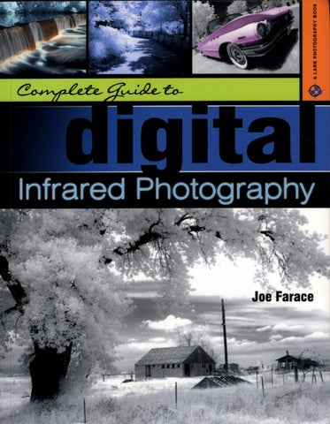 Complete guide to digital infrared photography by Rachasak