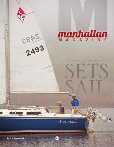 Manhattan Magazine Summer 2013 by Sunflower Publishing - issuu