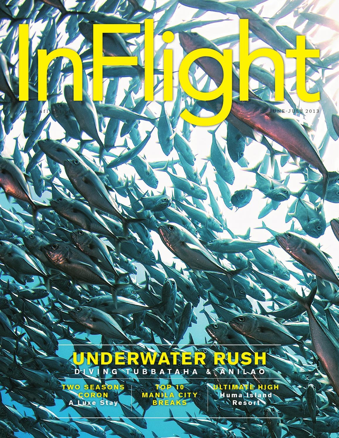InFlight June-July 2013 by Dornier Media - issuu