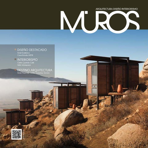 Edici n 5 revista muros arquitectura dise o interiorismo for Arte arquitectura y diseno definicion