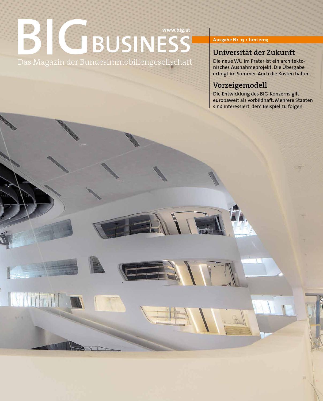 BIG Business 1/13 by Bundesimmobiliengesellschaft m.b.H. - issuu