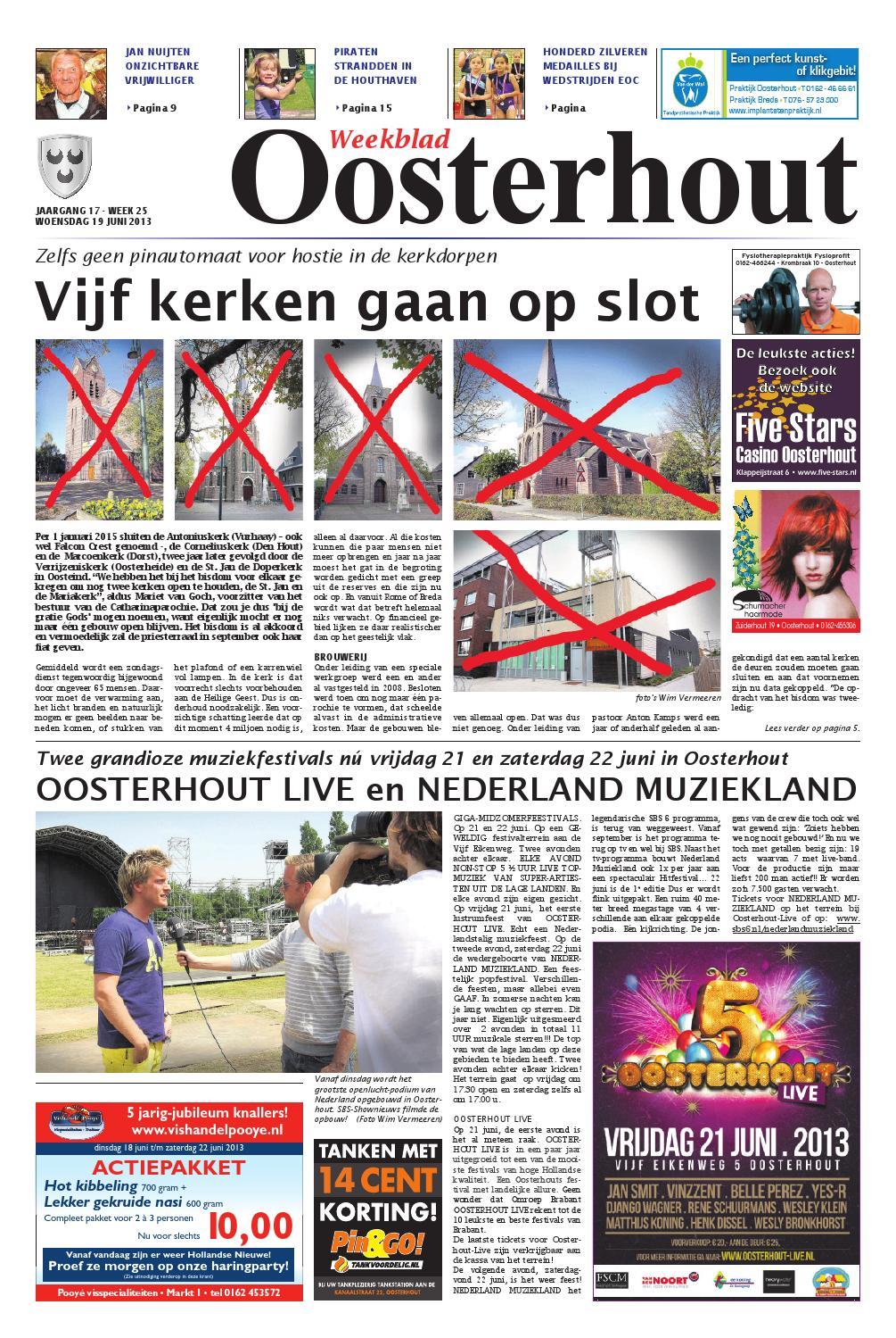 Dorst Glas En Slotenservice.Weekblad Oosterhout 19 06 2013 By Uitgeverij Em De Jong Issuu
