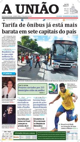 eb2094d02f1c7 Jornal A União by Jornal A União - issuu