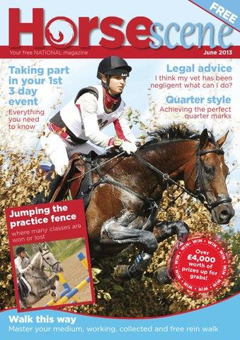 8f74752a120 Horse Scene Magazine by Horse Scene - issuu