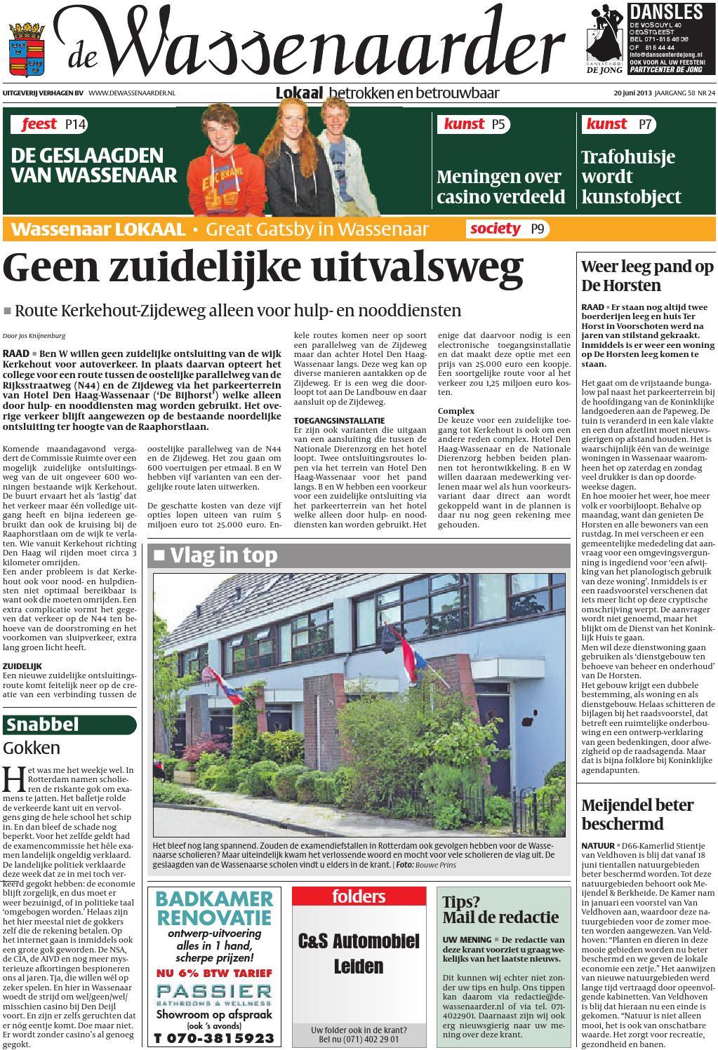 ws week 25 13 by uitgeverij verhagen issuu