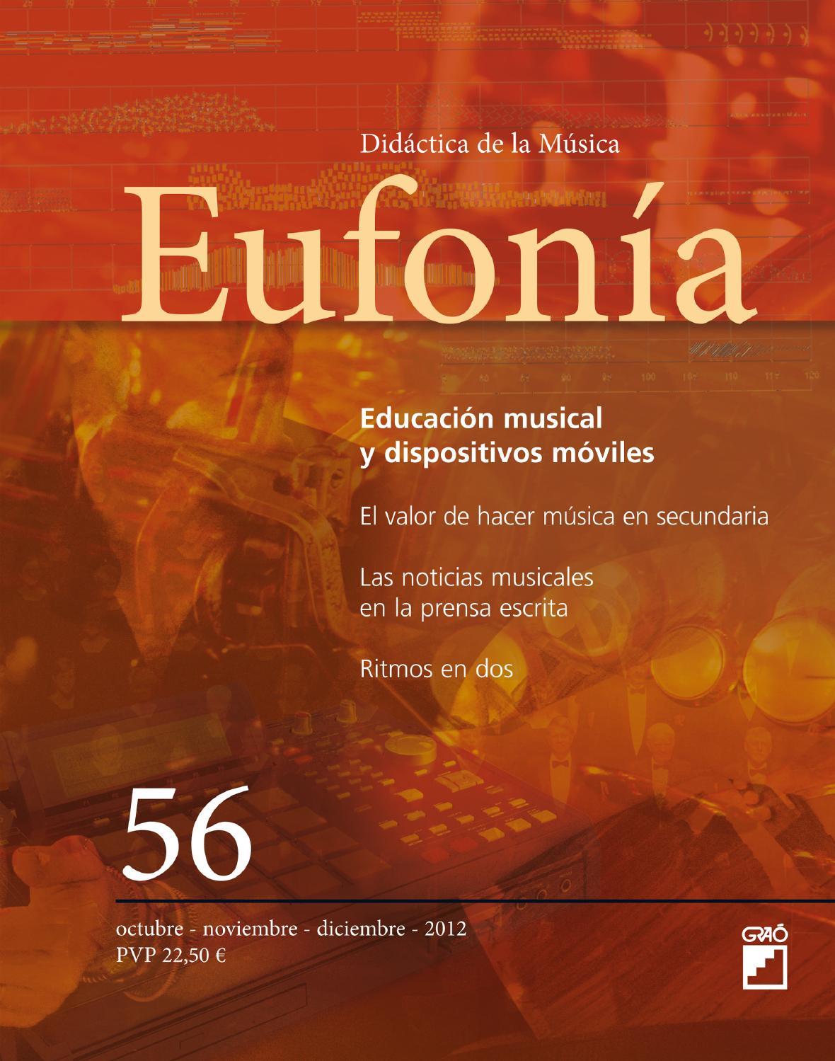 9a28d57dc45 ramon gener Array - eufon a did ctica de la m sica by editorial gra issuu  rh ...