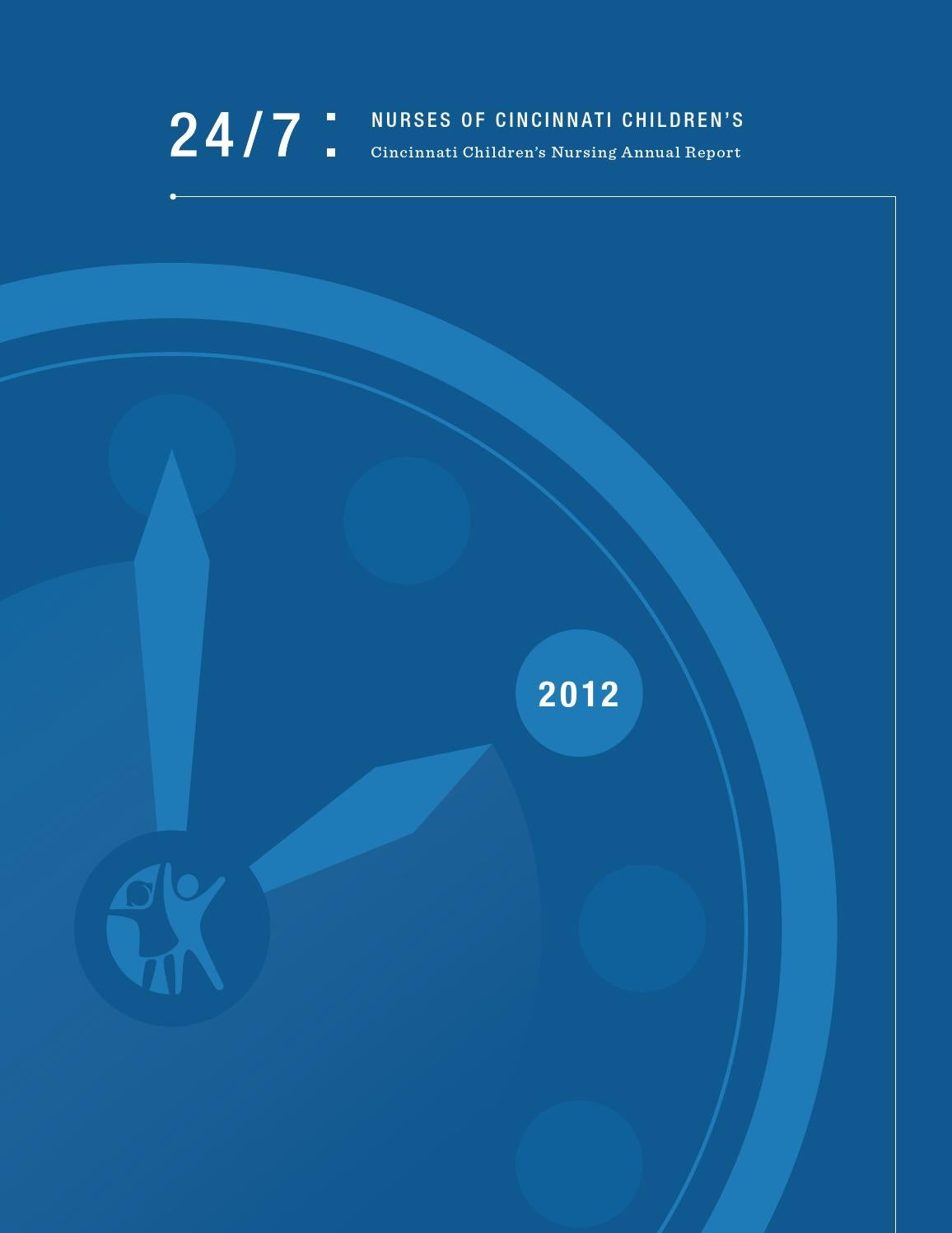 3923 nursing annual report 2012 final single pages by
