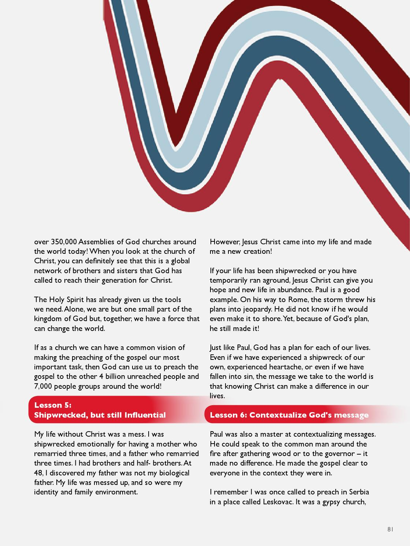 Trinitarian Magazine Issue 2/2013 by Trinity Christian