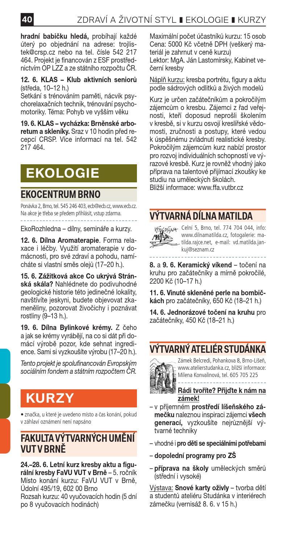 Kam V Brne Cerven 2013 By Tic Brno Prispevkova Organizace Issuu