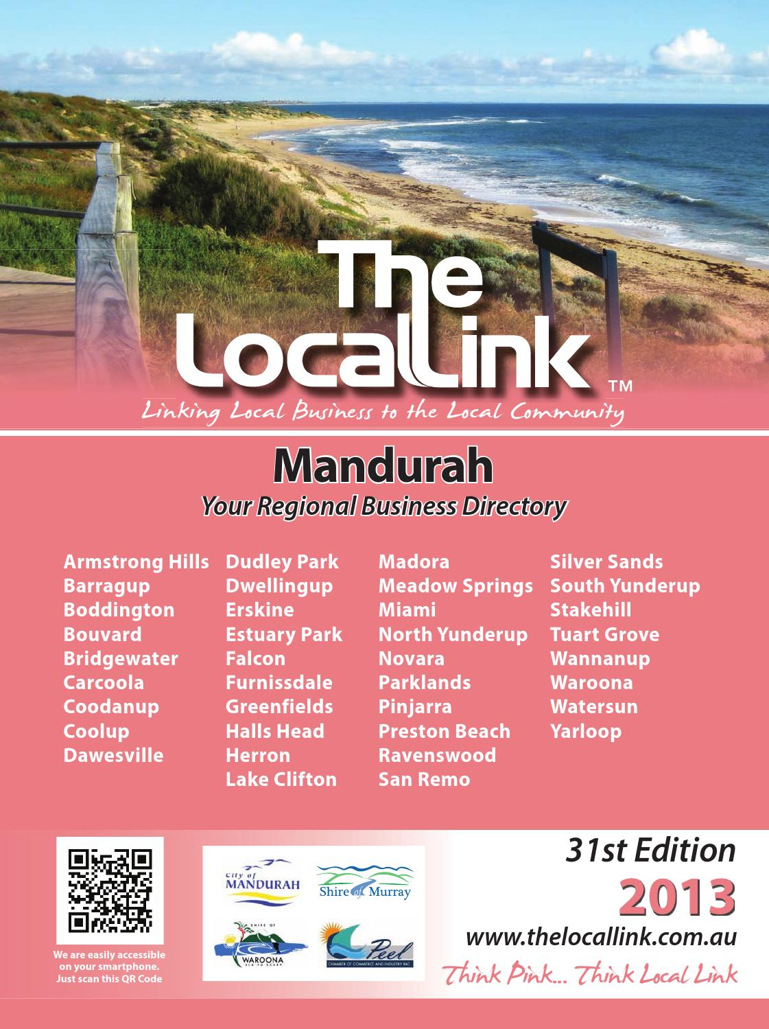 Mandurah 2013 by The Local Link - issuu