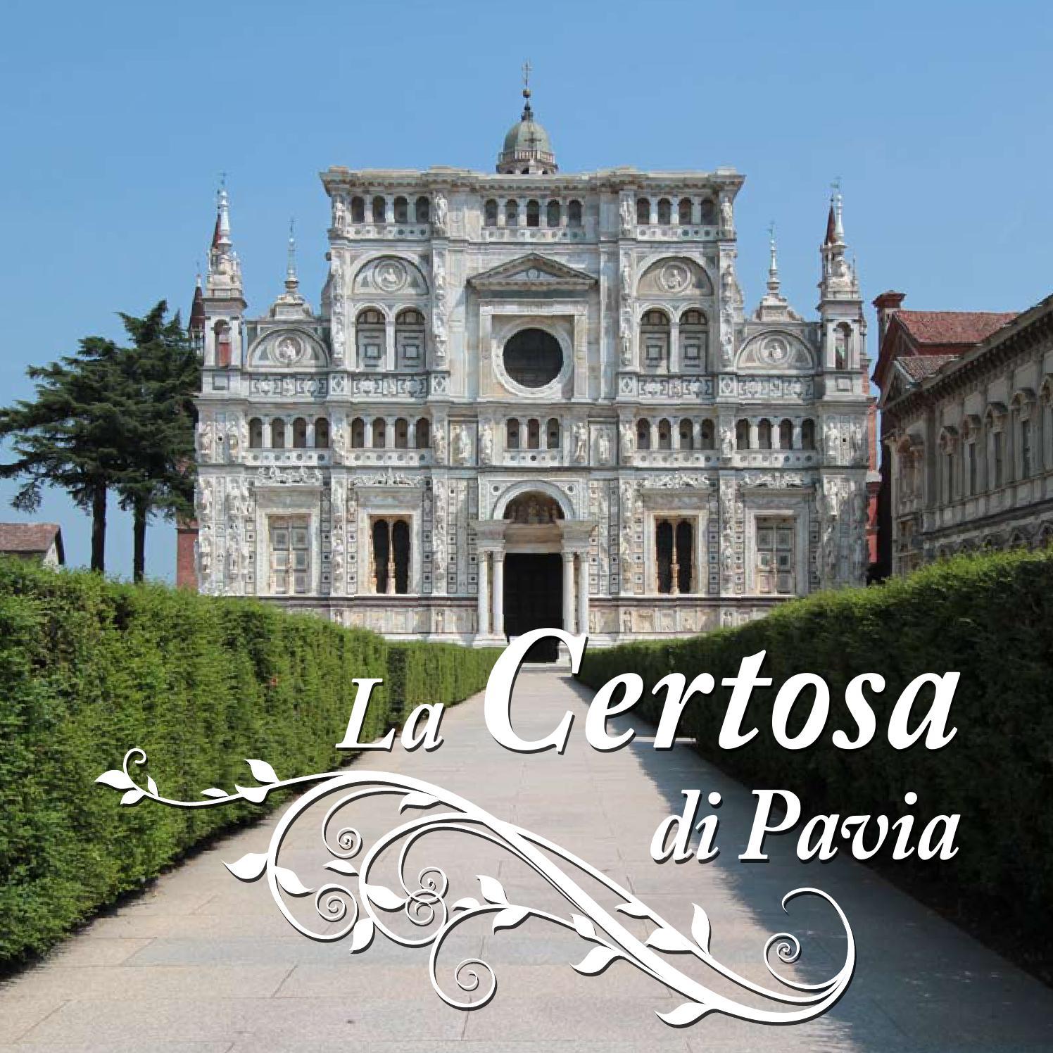 La Certosa Di Hotel Monumento Pavia Issuu By JTK3lF1c