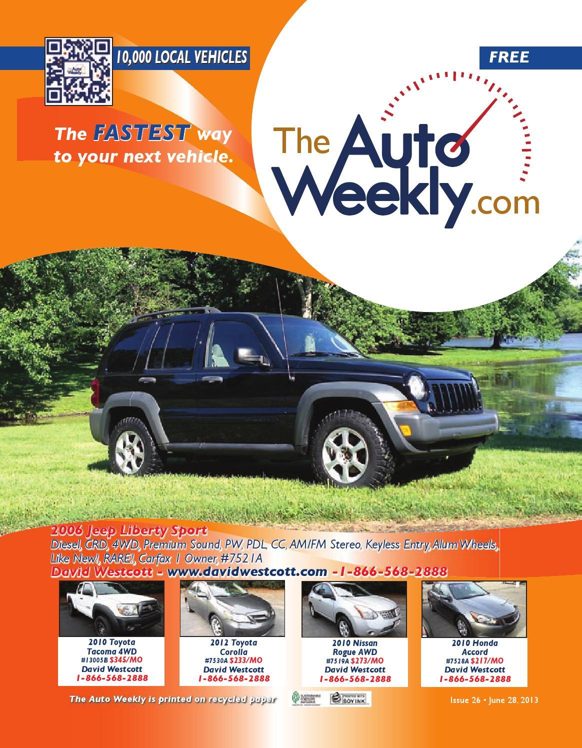 Issue 1326b triad edition by The Auto Weekly - issuu