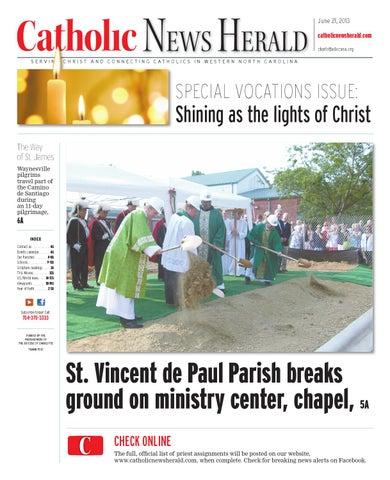 June 21 2013 By Catholic News Herald Issuu