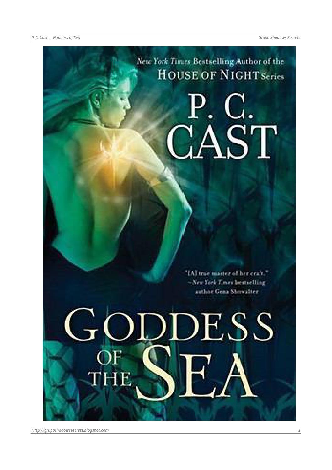ae7419a506b106 Série Goddess #1 - A Deusa Do Mar