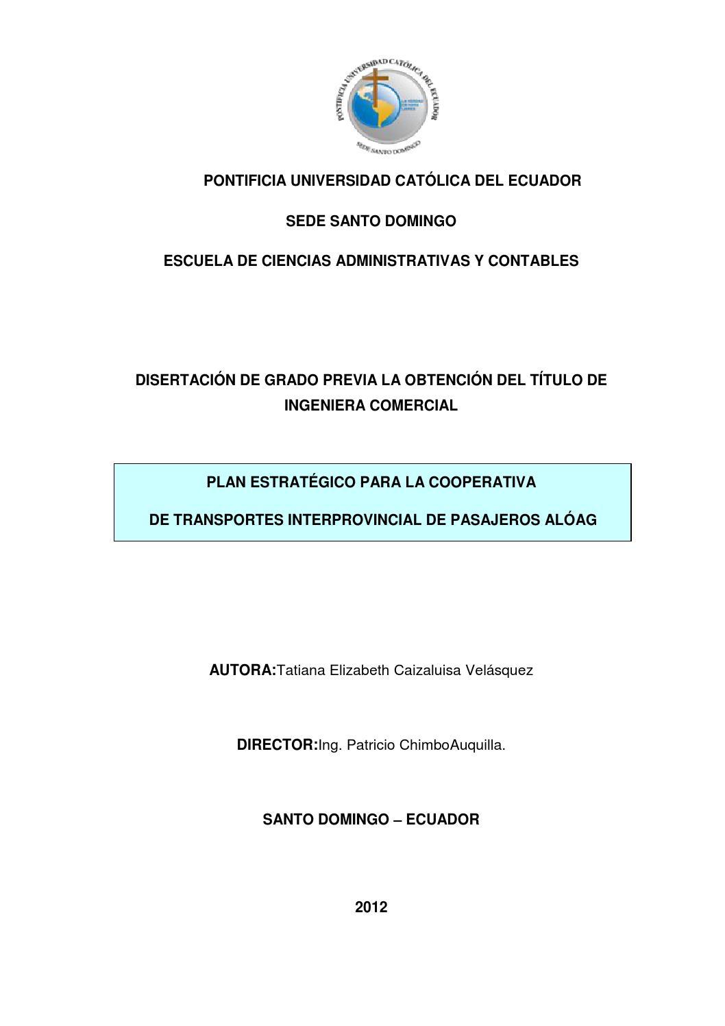 Plan Estrat Gico Para La Cooperativa De Transportes  # Foda Muebles De Madera