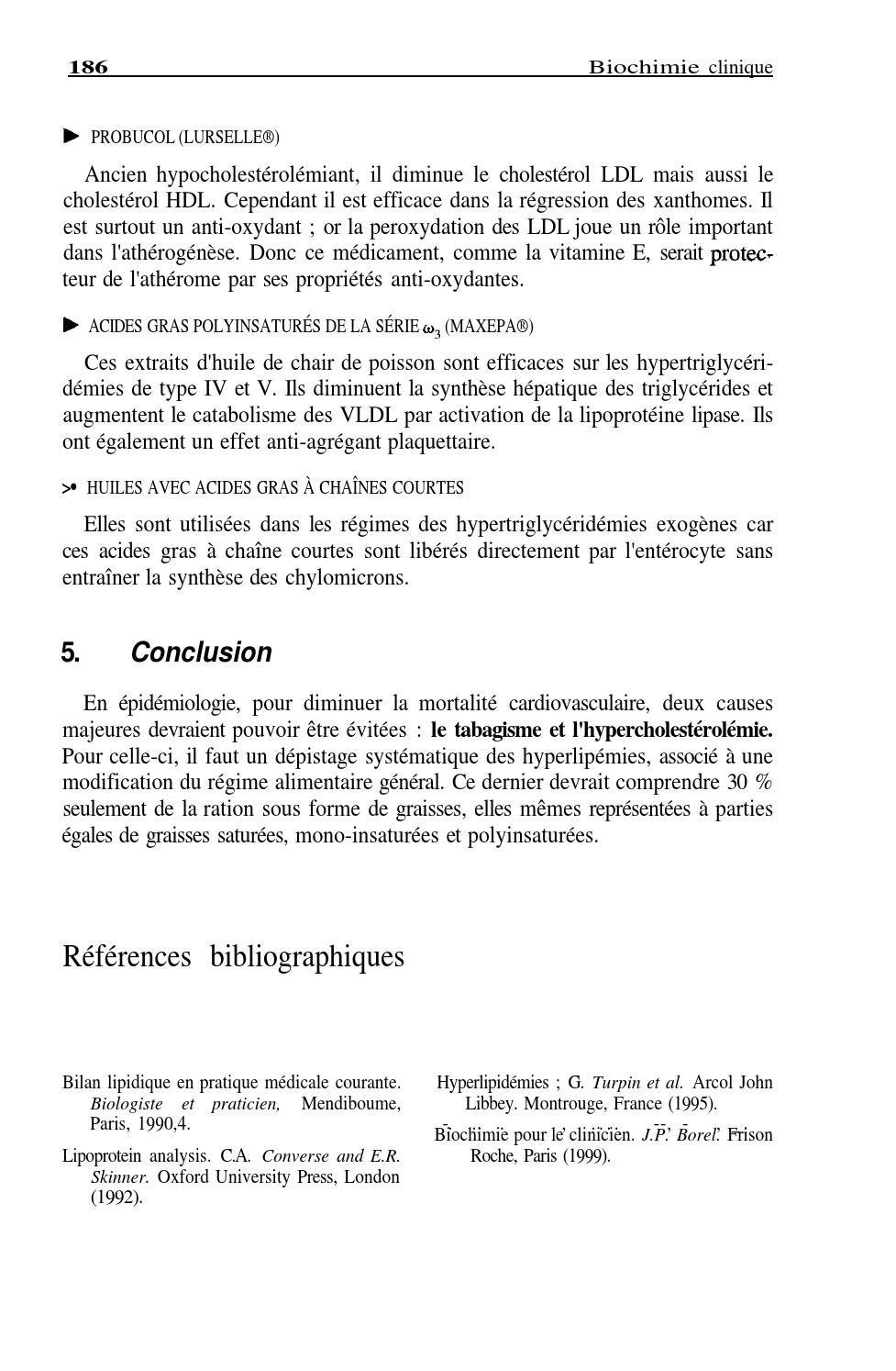 Biochimie clinique by Ahmed Bénchir - issuu