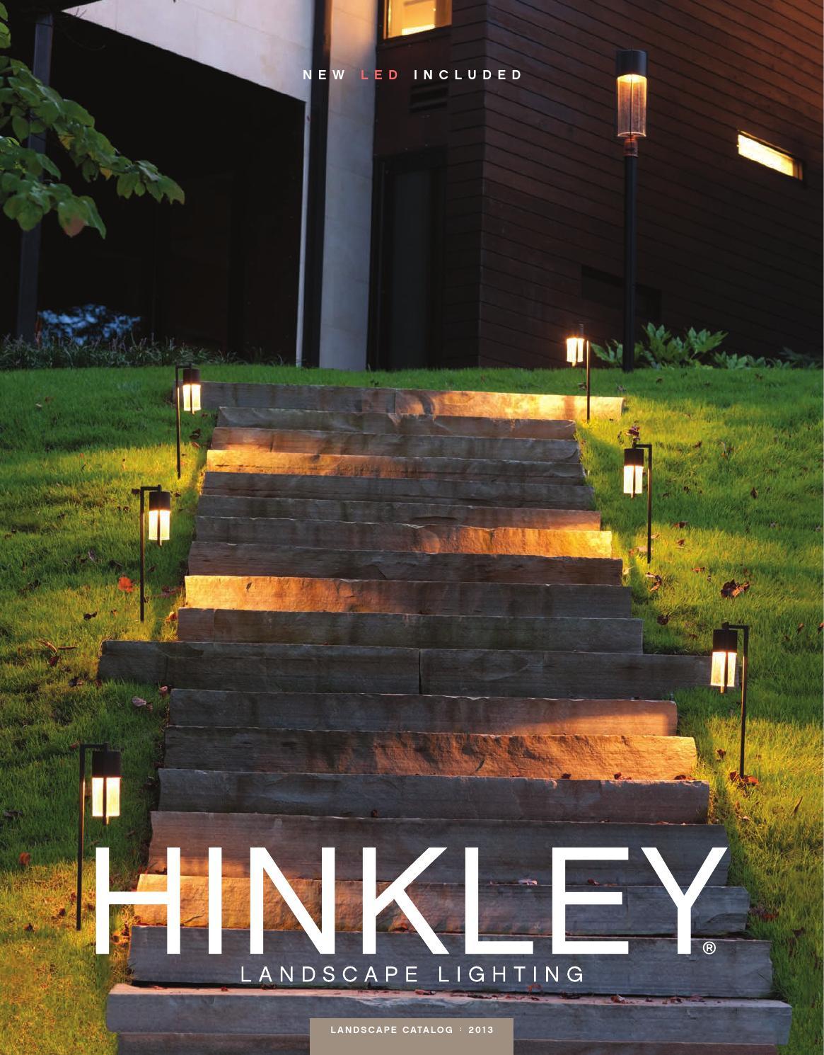 Hinkley 16022MZ-LED Landscape Hardy Island Light