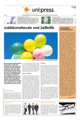 Uni Press   667 (Jänner 2012) by uni press (ÖH Salzburg) - issuu cba7019879