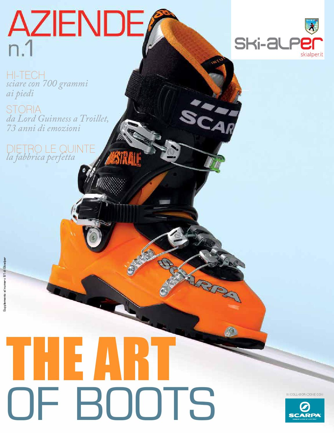 THE ART OF BOOTS by Mulatero Editore - issuu ba8c4e6ee52