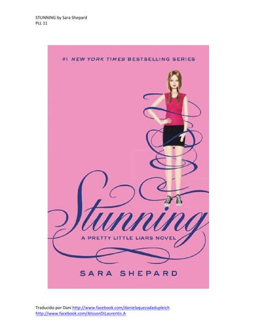Stuning by Sara Shepard by ness - issuu