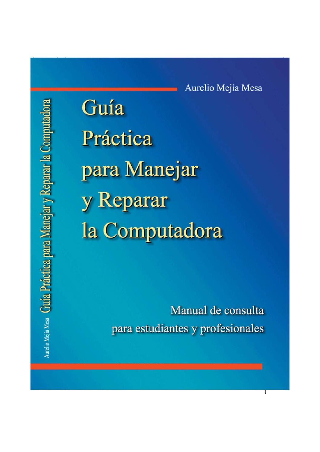 Mantenimiento De Computadores By Patricia Solis Robladillo Issuu