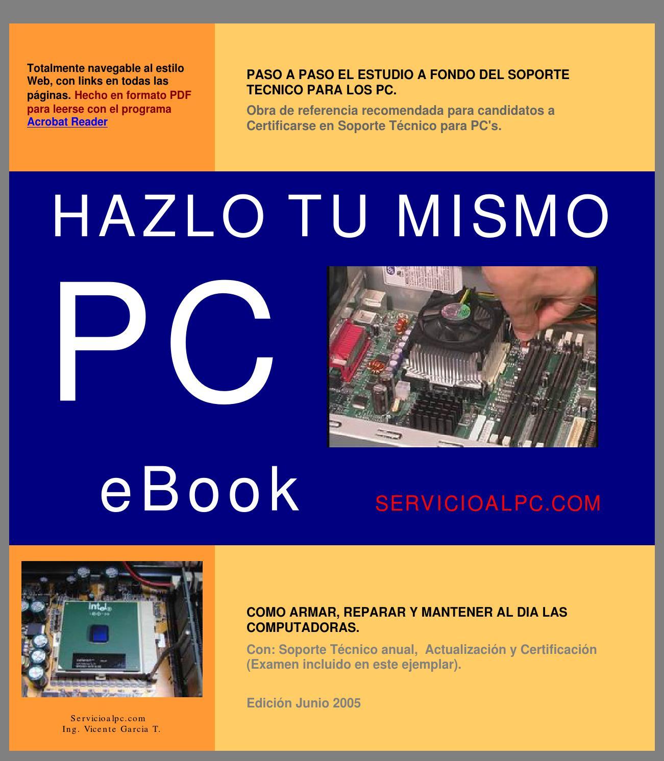 Libro reparacion de pc by Patricia Solis Robladillo - issuu