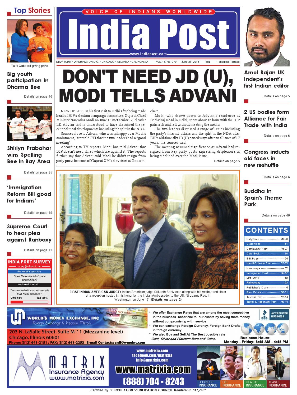 Indiapost 06 21 2013 By Ghanshyam Bisht Issuu