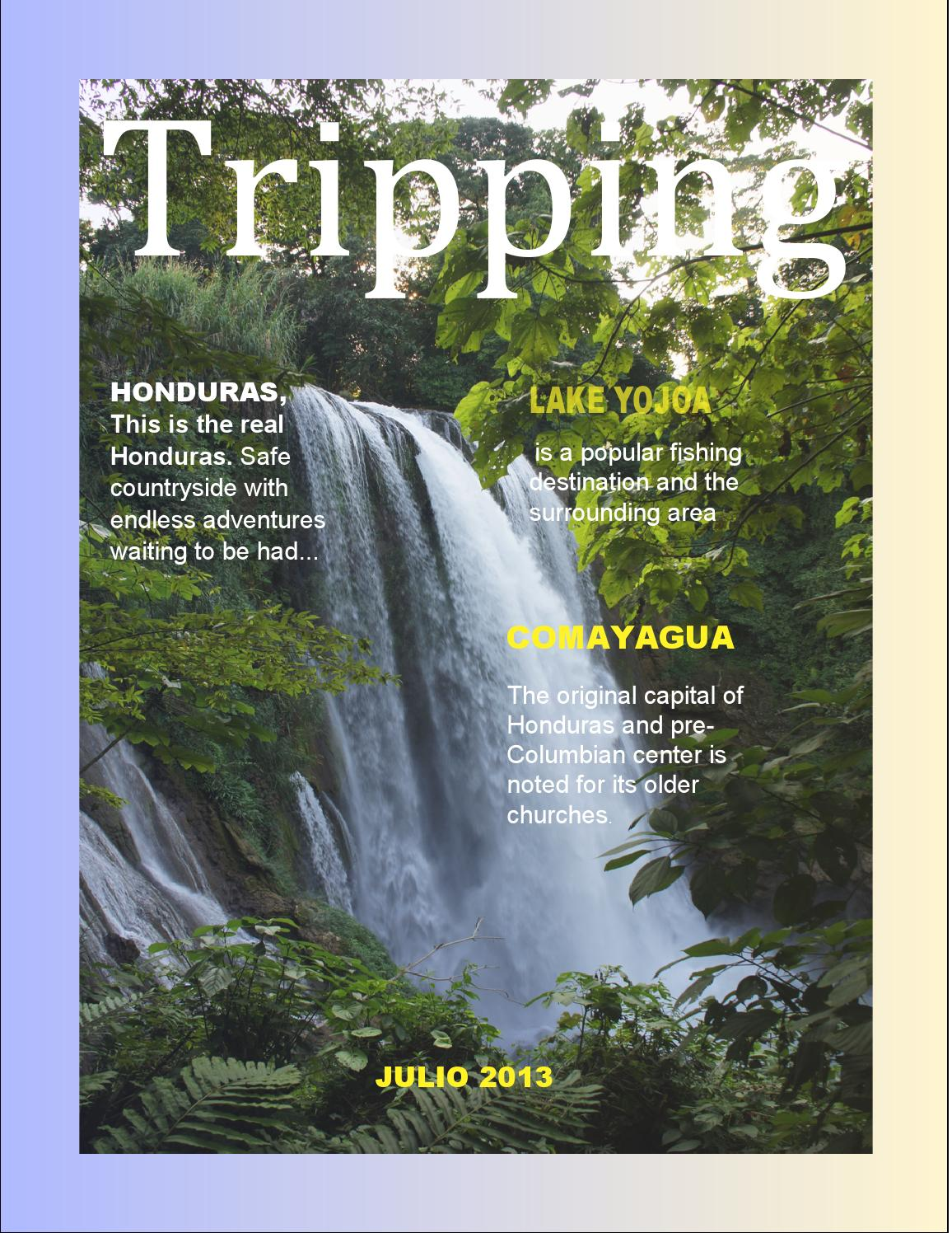 Magazin TRIPPING julio 2013 by Asociación Hoteles - issuu