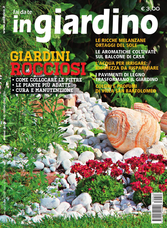 Fai da te in giardino by edibrico issuu for Oggetti per abbellire il giardino
