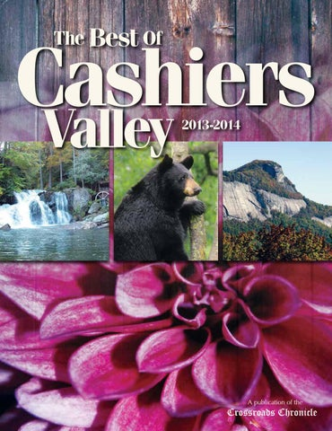 a0afea595 Best of cashiers 2013 online by Community Newspapers - issuu