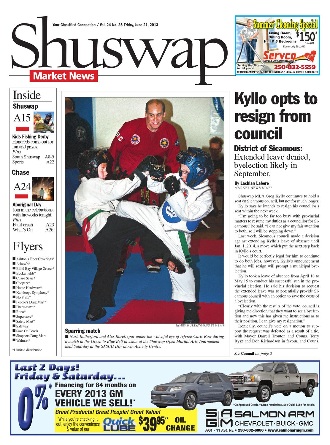 Salmon Arm Observer June 21 2017 By