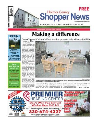 4356c9c9ee1d7 Holmes County Shopper