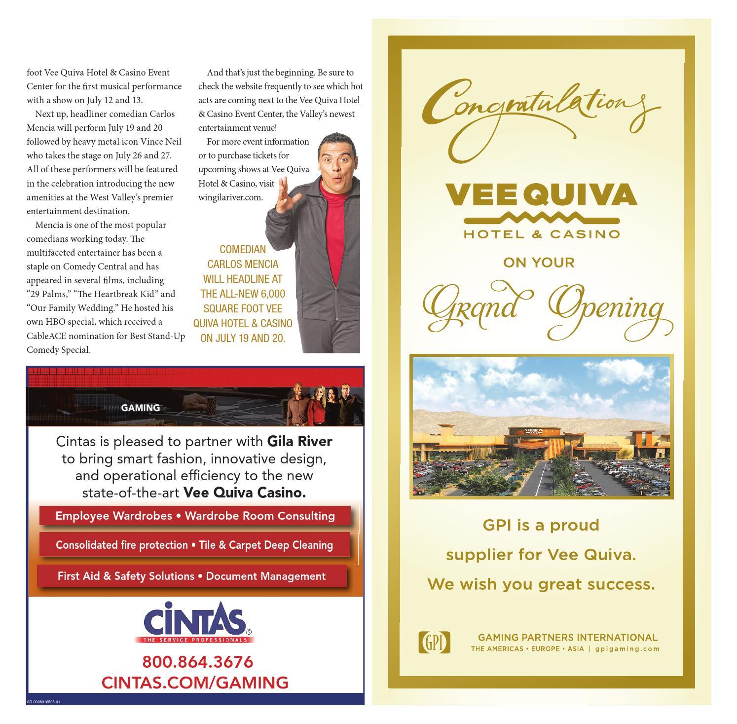 Vee Quiva Casino Grand Opening by Republic Media Content