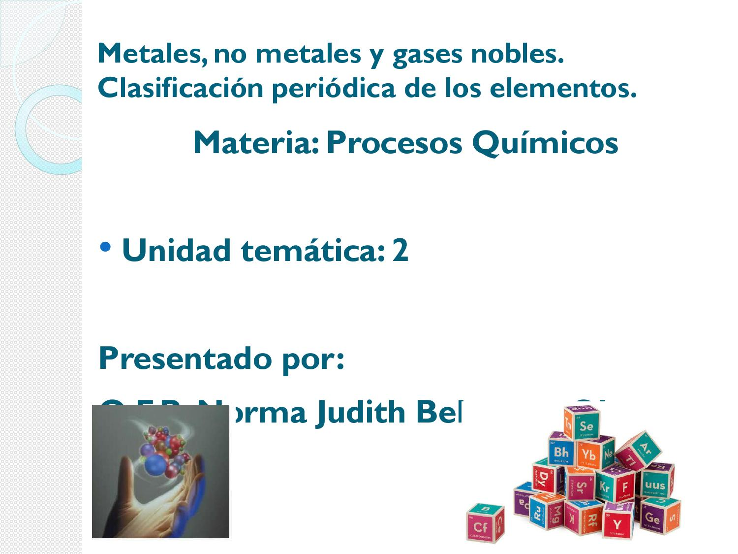 Metales no metales y gases nobles by norma belmares issuu urtaz Image collections