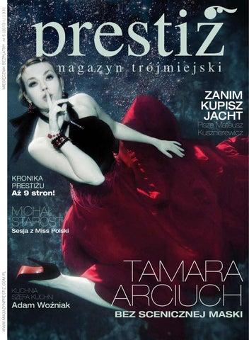 9da5fa4949 Prestiż - magazyn trójmiejski nr 33 by Prestiż Magazyn Trójmiejski ...